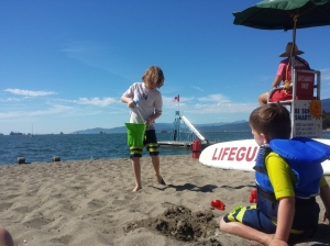 Summer 2015 English Bay